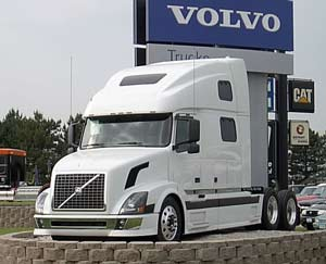 Volvo Truck Dealer >> Volvo Trucks Launches Remote Diagnostics To Keep Trucks