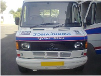 Ambulance - Gujarat