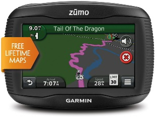 Garmin introduces newly redesigned zumo 350LM for bikers