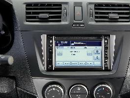 TomTom in Mazda