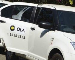 OLA cab service