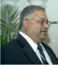 Datuk Hj Shaheen b Mirza  Habib,  President  PPKKM