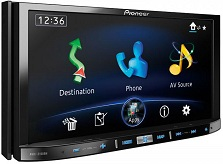 Pioneer unveils new array of car navigation systems with iPhone 5 connectivity