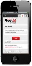 MasterCard introduces Mobile Fleet e-Receipt app