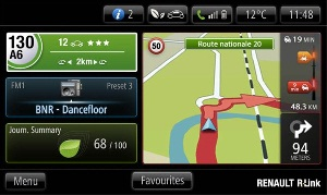 Renault to power R-Link infotainment with AVG security