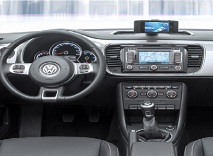 Volkswagen iBeetle integrates connected iOS app from Apple