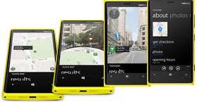 Nokia HERE Maps with LiveSight