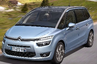 New Citroen Grand C4 Picasso comes with Multicity Connect service