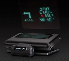 Garmin unveils portable Head-up Display for enhanced navigation