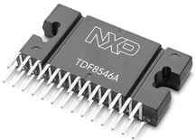 NXP introduces audio amplifiers to reduce smartphone interference