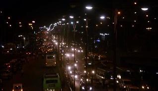 GPS Street Lamp