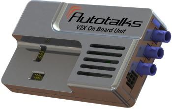 Autotalks v2x unit