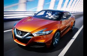 Nissan Sport Sedan Concept Car