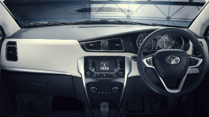 Harman's Infotainment System in Tata Zest