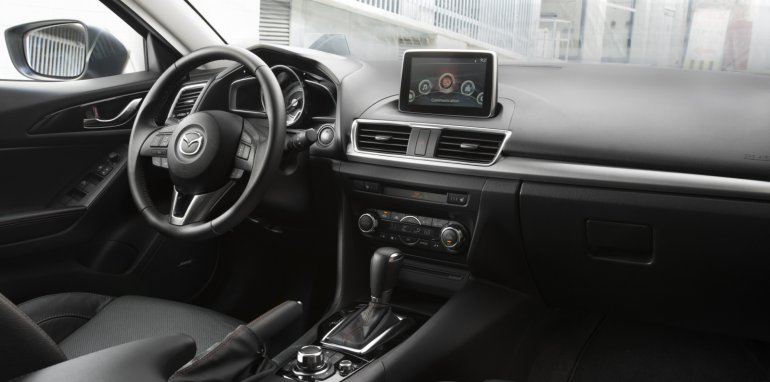 The all new 2014 Mazda 3 infotainment system – Telematics Wire