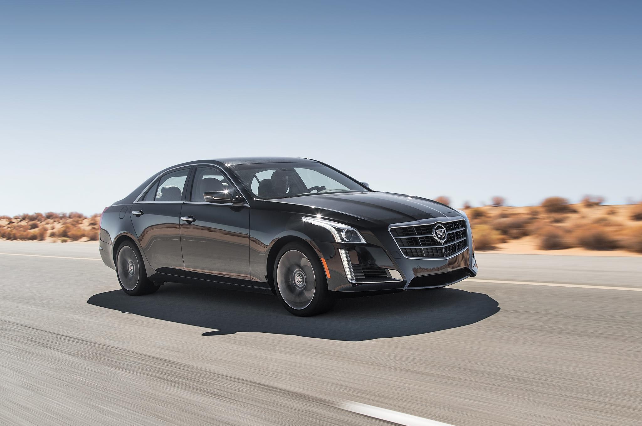 2015 Cadillac CTS V Sport