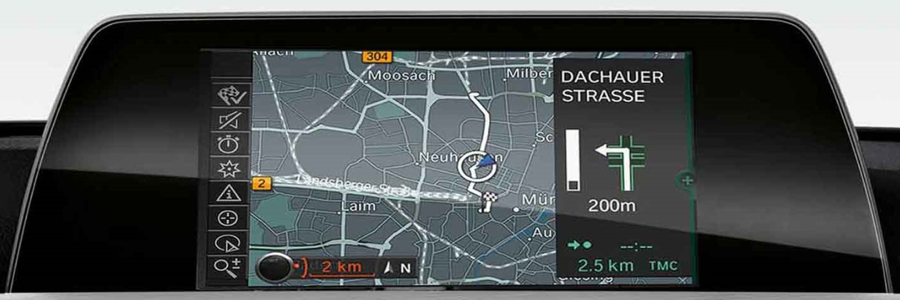 bmw updates its navigation and streaming radio services. Black Bedroom Furniture Sets. Home Design Ideas