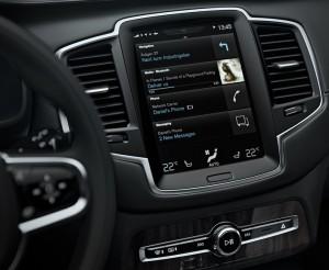 Volvo XC90_Infotainment