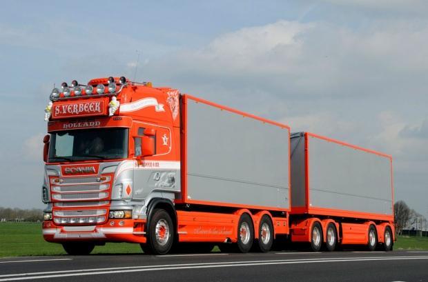 Dutch Consortium Proposes Self Driving Trucks For Port Of Rotterdam Telematicswire