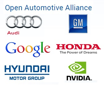 Google's Android Auto amalgamate with major auto carriers