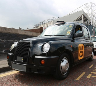 Hailo's cab-hailing app: more blackcabs than barmaids get winks