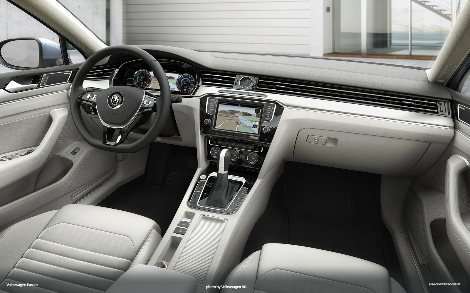 Volkswagen unveils Passat with latest assistance