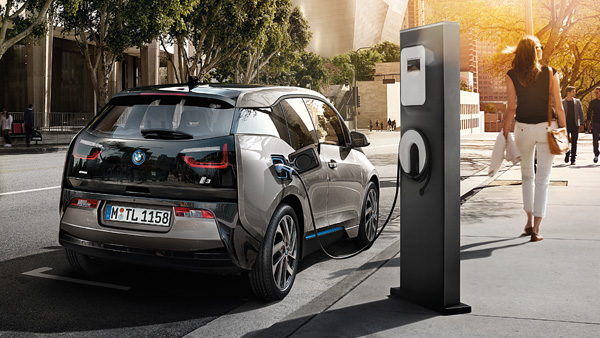 Greenlots To Provide Ev Charging Network For Bmw S Electric Vehicles