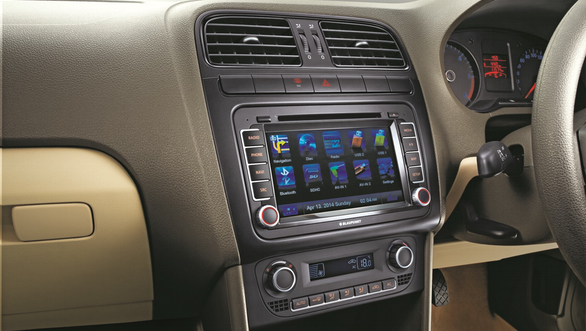 Volkswagen launches Vento Konekt with Blaupunkt infotainment