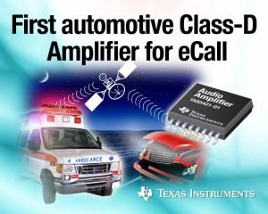 Texas Instruments Class-D Amplifier