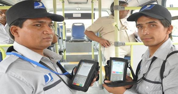 Electronic Ticketing Machines