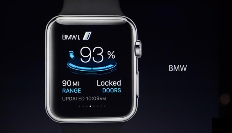 BMW i App: After Samsung now its Apple! – Telematics Wire