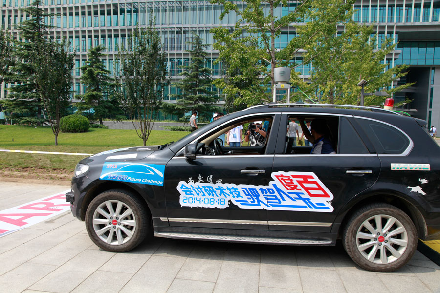 Self Driving Cars After Google Its Baidu Carmakers And