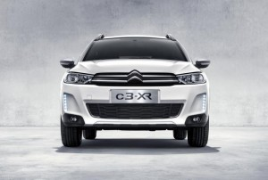 Citroen-C3-XR-Telematics-China