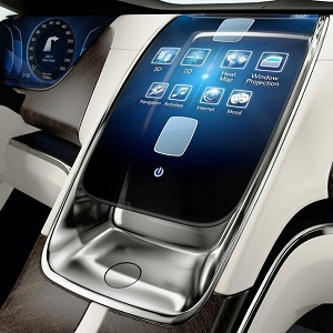 Future Cars:  All about Internet and Infotainment