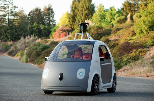 Google's Self Driving Vehicle