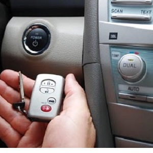Keyless ignition paving way towards car theft