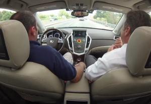 Cadillac Self Driving car