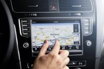 Volkswagen map update service