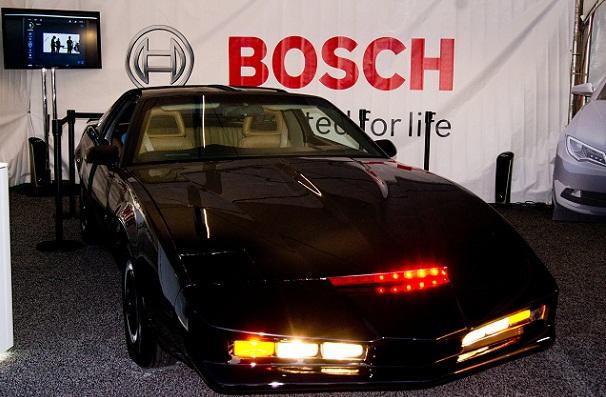 Bosch_CES_2015_Pontiac_KITT_Self-driving