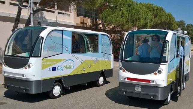 CityMobil2_Public_Transit_Driverless