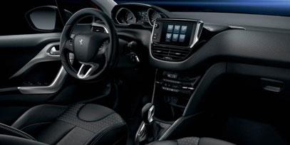 Peugeot Interiors