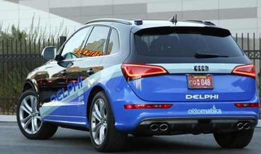 The cost of the self-driving cars may come down by 90% by 2025: Delphi CEO