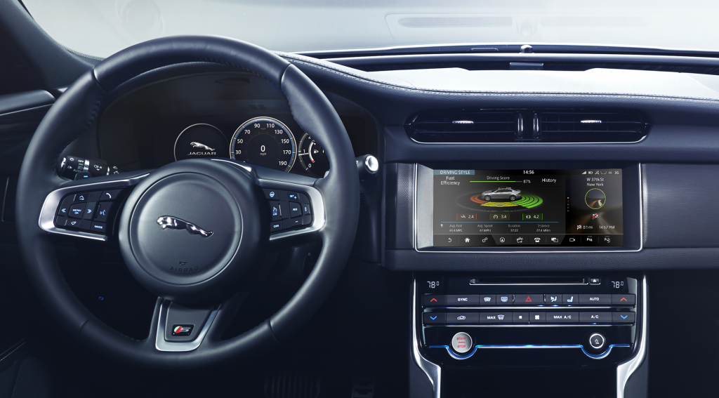 HERE_Auto_Jaguar_Land_Rover_XF_NYIAS_InControl
