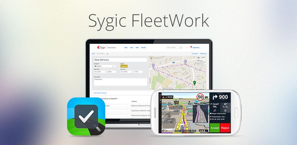 Sygic FleetWork
