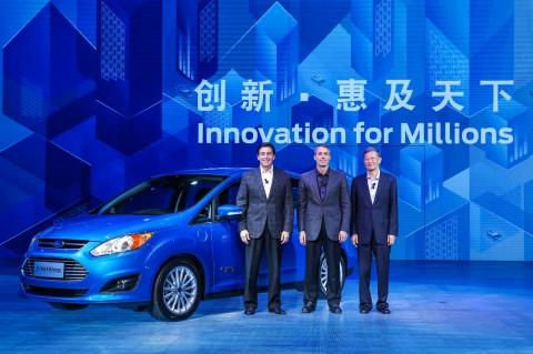 Ford_China_Investment_Mobility_Autonomous_SYNC_Chelian