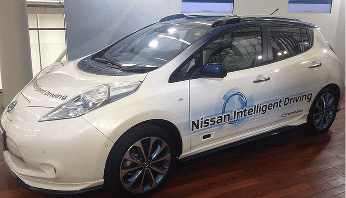 Nissan India selects Pointer to provide part of the technological solution of the NissanConnect platform