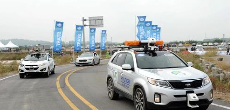 Hyundai-self-driving_South_Korea