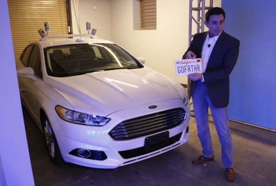 Ford-Google-Self-driving-car