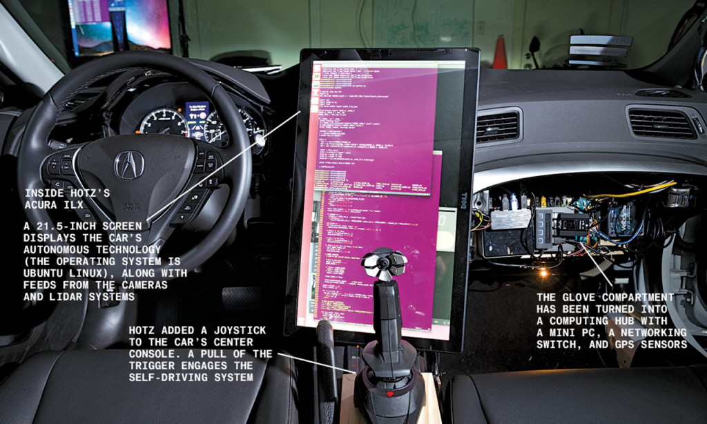 georgehotz_self-driving-car_Acura