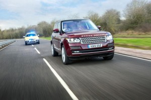 JLR Ford to test connected vehicles